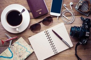 Travel Itienery